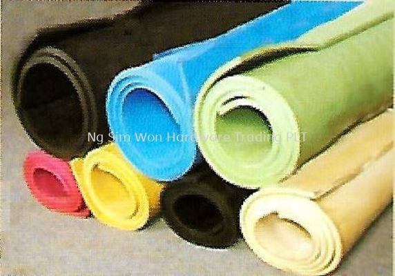RUGAVAL RUBBER SHEETINGS