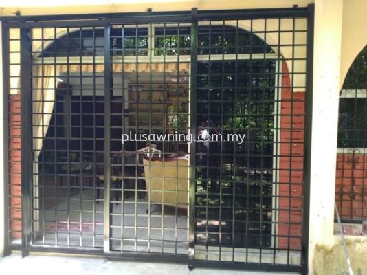 Sliding Door @Kajang, Selangor