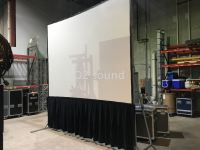 9ft X 12ft Projector Screen