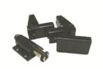 T86LS SINGLE MAGNET (BLACK) Hi-Fi Hinge