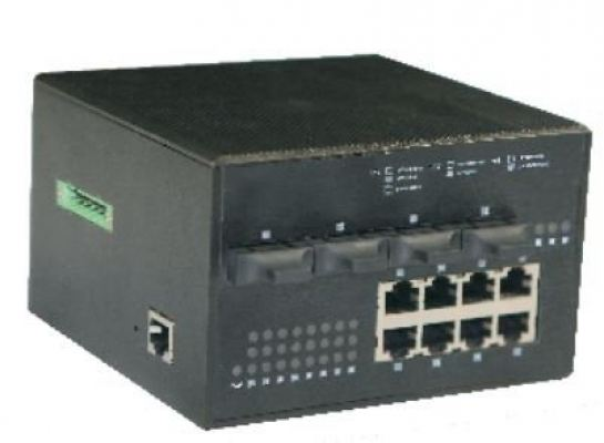 Industrial Ethernet Switch (8TP)