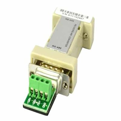 Port Powered RS-232 to RS-485 Interface Converter (4-bit terminal)
