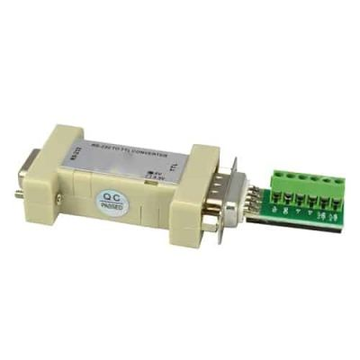RS-232 to CMOS-TTL converter