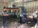 Before Cold Room Refurbishment Cold Room Refurbishment