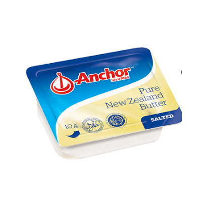 Salted  Minidish Butter (400 x 10 g)