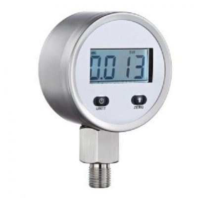 Calibration: Digital Pressure Gauges