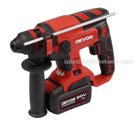 DEVON 5401-Li-20RH-4.0AH Rotary Hammer