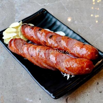 Taiwan Sausage Skewers (Spicy) (3PCS) - Sample