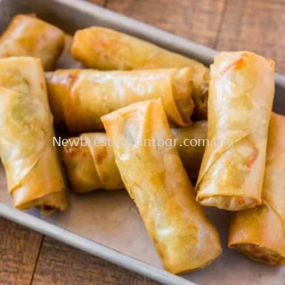 Spring Roll (10PCS) - Sample