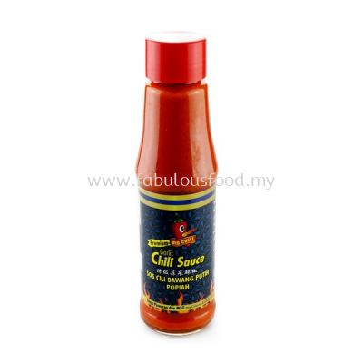 BIG CHILI Premium Garlic Chili Sauce (150GM)