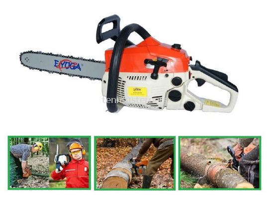 'EYUGA' CHAIN SAW 14""