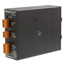 9925340024 -  AC-DC CONVERTER, DIN RAIL, 1 O/P, 160W, 6.5A, 24V