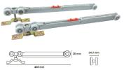 #903 SLIDING ROLLER WITH DAMPER Roller & Accessories