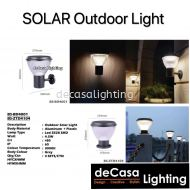 Outdoor Solar Wall Light / Solar Pillar Light / Solar Bollard