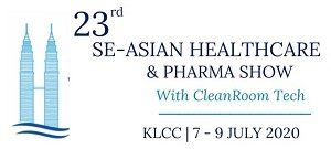 23rd edition SE-Asian Healthcare & Pharma Show