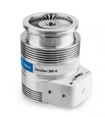 TwisTorr 305-IC Turbo Pump with Integrated Controller Turbo Pumps Agilent Technologies