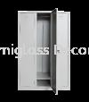 3 compartments steel locker Multiple Locker Office Steel Furniture
