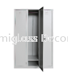 3 compartments steel locker Multiple Locker Office Steel Furniture