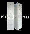 6 Compartments Steel Locker Locker Office Steel Furniture