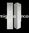 5 Compartments Steel Locker Locker Steel Furniture
