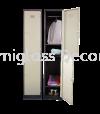 2 Compartments Steel Locker Locker Office Steel Furniture