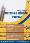 Meeting & Seminar Package 2D 1N Events Packages