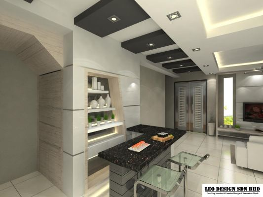 Bar Area Design