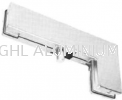 A142(VSP) Floor Spring Accessories Glass Accessories