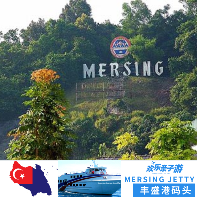 Transfer to MERSING JETTY