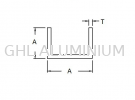 Equal Channel Aluminium Channel(Equal)