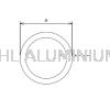 Round Tube Aluminium Round Tube
