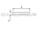 Flat Bar Aluminium Flat Bar