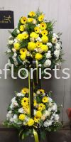 FW050 Funeral Wreath