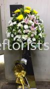 FW056 Funeral Wreath