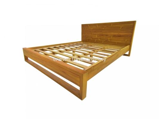 Bed Queen Size (D6)