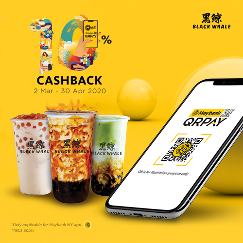 Maybank2u User Instant Cashback