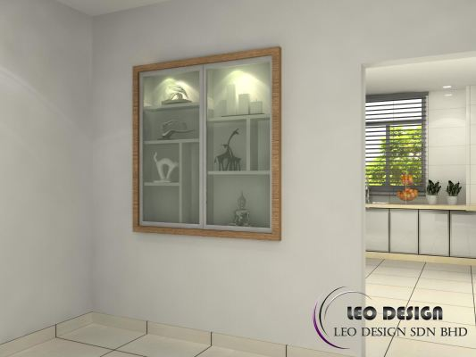 Display Cabinet Design