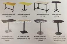 Table Leg Design