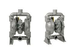 Yamada Aluminium Body Diaphragm Pump NDP-32BA