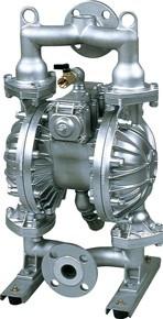 Yamada Aluminium Body Diaphragm Pump NDP-40BA