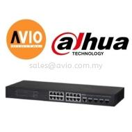 DAHUA AVIO PFS4420-16GT-240 16GE POE + 4SFP Managed Switch