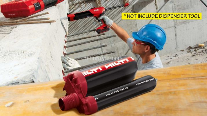 HILTI HIT-RE 500 V3 (500ML)