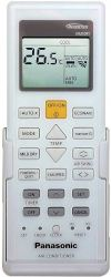 CS-XU24VKH-1 PANASONIC AIR CONDITIONING REMOTE CONTROL PANASONIC AIR CONDITIONING REMOTE CONTROL