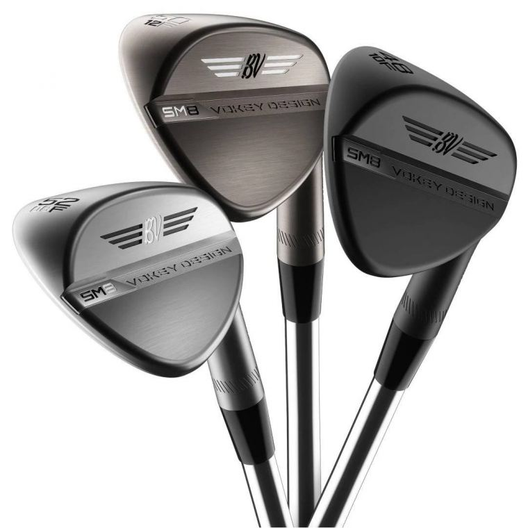 Titleist Vokey SM8 Wedges are UNLEASHED since Feb 2020 at V K Golf with a BANG!