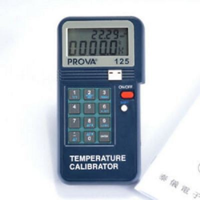 Calibration: Temperature Calibrators