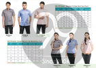 PV003 Corporate Shirt & F1 Shirt Apparel Products