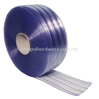 PVC Strip Curtain with Ribbed