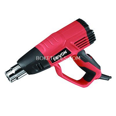 DEVON 7710-16-500 Hot Air Gun 1600W