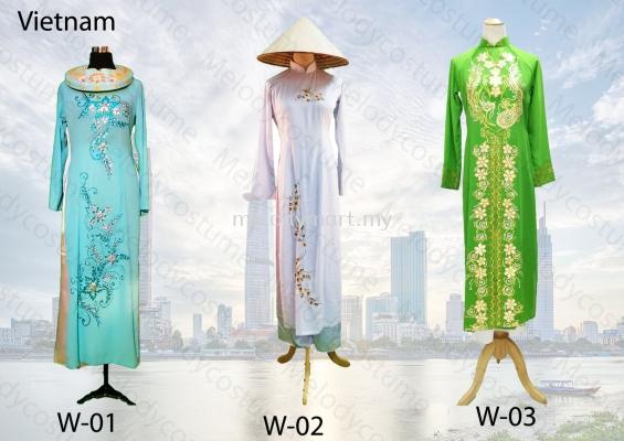 Vietnam W 01-03