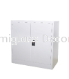 Half Height Cupboard with Steel Swinging Door Half Height Cupboard Office Steel Furniture